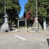 尾張式内社を訪ねて 73  山那神社(旧南山名村)