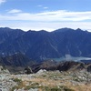 2016年 秋の立山三山 制覇 みくりが池温泉泊の旅@その6 大汝山 標高:3,015m とっぴー!