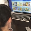 3~8歳対象の『ABCマウス』と、最新の動画配信サービス『ディズニープラス』で英語に触れてみた。