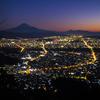 歩き初めは富士めぐり(朝鮮岩と長者ヶ岳~天子ヶ岳)