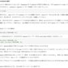 RaspberryPi Apache から sudo コマンドを実行できるようにする/www-data  ALL=(ALL) NOPASSWD: ALL