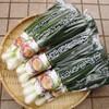 早春の野菜「葉玉ねぎ」
