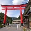 パワースポットに行ってみた 榛名神社