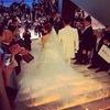 松田丈志がインスタで挙式の写真を投稿「夢のような時間になりました」