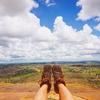 壮大な景色と6000年前の壁画!一枚岩の丘・ドンボシャワが素敵過ぎた!~ジンバブエ観光レポート(Domboshava)~