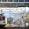 今日(12/27) と 明日(12/28)の近江鉄道