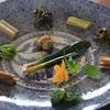 肴ならではの山菜料理 【山菜料理の前菜】