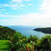 ニュージーランド・ワイヘキ島 絶景のデラモアロッジ滞在記