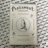 アメリカ Parliament Chocolate