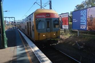【コロナ禍前】シドニー空港から市街地・ブルーマウンテンズ方面への鉄道アクセス