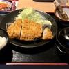 🚩外食日記(228)    宮崎ランチ   「とんかつ  らくい」より、【とんかつランチ(平日限定)】‼️