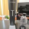炭酸水を作る機械があるのを知っていますか?