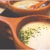 じゃがいもスープ。濃厚ふわとろポテトポタージュ(クリームスープ)