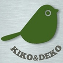 KIKO &DEKOの50歳からのeveryday