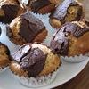 タルトの残り活用レシピ!くるみとメープルのクッキーチーズマフィン