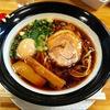 【今週のラーメン664】 金久右衛門 梅田店 (大阪・梅新東) 大阪ブラック(太麺) +煮玉子