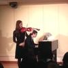 バイオリン 宮下先生クラスコンサートが終了しました♪