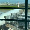 BA8 HND-LHR Economy 最前隣なし快適フライト
