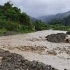 Vientiane Times 土砂崩れにより通行止め、カーシー郡・ナーム郡区間