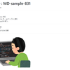 React.js +node/express +mongoDB で markdown対応の todo作成