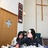 近所のキリスト教会のバザー