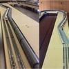 TOMIXの組み線路(+KATO 複線カントレール)で本線の複線間隔を詰めて(27mm)みる(その8)実食。(をぃ