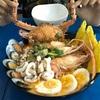 パタヤ サードロード沿いで絶品の濃厚海鮮クイティアオ(タイ式ラーメン)トムヤム 「クイティアオ マハーサムット」