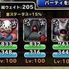 level.1417【物質系15%UP】第179回闘技場ランキングバトル最終日