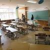 6年生:入学式準備① 教室編