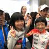 「ハルカス スカイラン」  小さな巨人・ズーミンが挑んだ、日本一高い階段!!  VWC(バーチカル・ワールド・サーキット)階段垂直マラソン世界戦!!