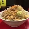 フライドオニオン香る、ジャンクなタレとワシワシ麺がウマい!汁なし 豚ラーメン板橋駅前店@東京都北区