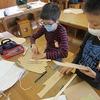 5年生:図工 ホワイトボードづくり