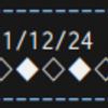 timeline-draw-statuses (xyttr Advent Calendar 22日目分)