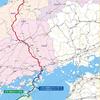 愛媛県・広島県・島根県・鳥取県で広域連携として各県推奨のサイクリングルートを接続「総延長約380km」