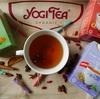 『yogi tea』スパイスが効くハーブティーです☺︎