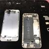 洗濯してしまったiPhone6!