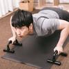 【筋トレ】自宅での自重トレーニングでも高負荷が出せるメニュー4選!