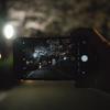 Lightroom「エセルナ」プリセットを使った夜桜RAW現像
