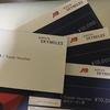 デルタで交換したJTB旅行券が届いたよ!