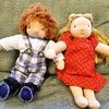【コロナと私③】我が子の誕生日に、手作りのウォルドルフ人形を・1