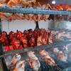 豚バラとチキンの丸焼きのフルコースを850円で!