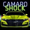 ● ネオンイエローの限定車 シボレー・カマロ・ショック・エディション
