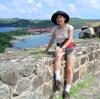 セントルシア 背景の遺跡の歴史