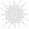 ボロノイ折り紙(その3)