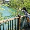 翡翠色の湖  in台湾