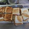 幸運な病のレシピ( 1878 )昼:角煮仕上げ、サンドイッチ、手羽カレー揚げ、ブロッコリー蒸し