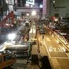 徒然日記 - 突発的呑み会と渋谷の工事