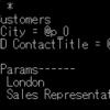 LambdicSql - 続 String interpolation 対応しました。