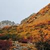 秋のアルプスへ