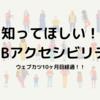 【ウェブカツ10ヶ月経過!】知ってほしい!WEBアクセシビリティ
